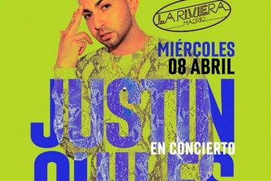 VIII Aniversario Crazy w/ Justin Quiles en Sala Riviera - Night Club - Sala La Riviera
