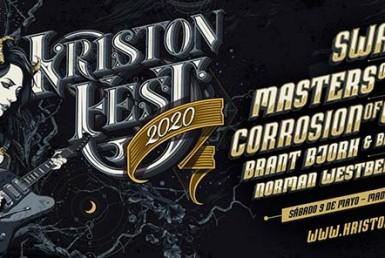 Kristonfest 2020 en Sala Riviera - Concierto, Night Club - Sala La Riviera