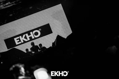 EKHO Club en Sala Riviera - Night Club - Sala La Riviera